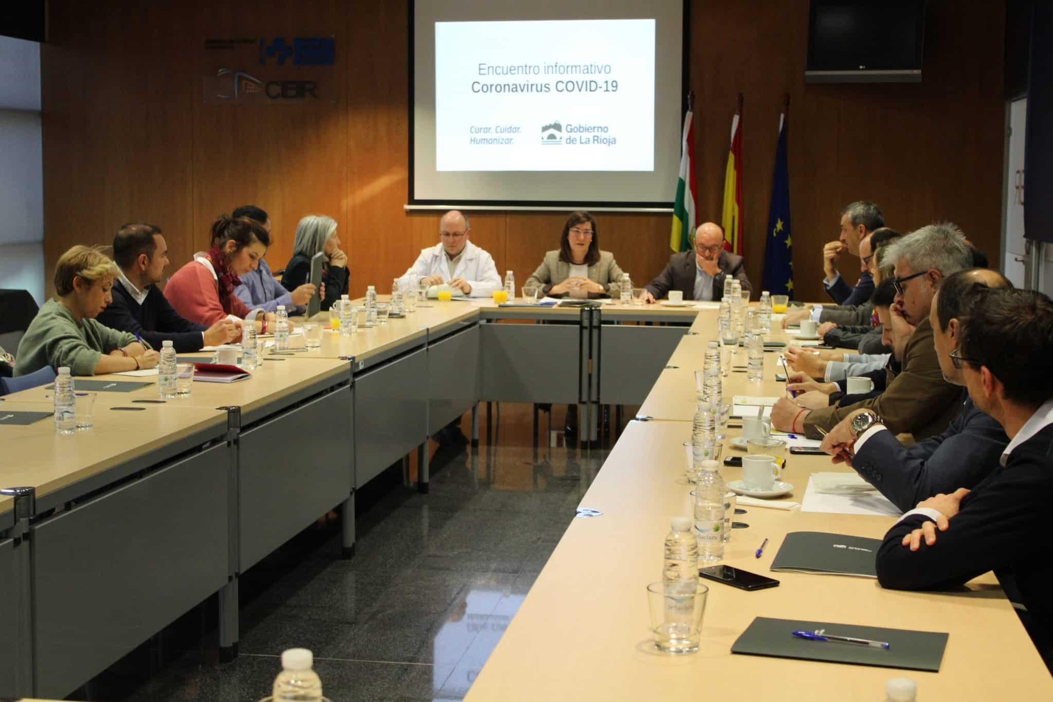 La Rioja cuenta con la prueba diagnóstica que facilita la detección precoz del coronavirus 1