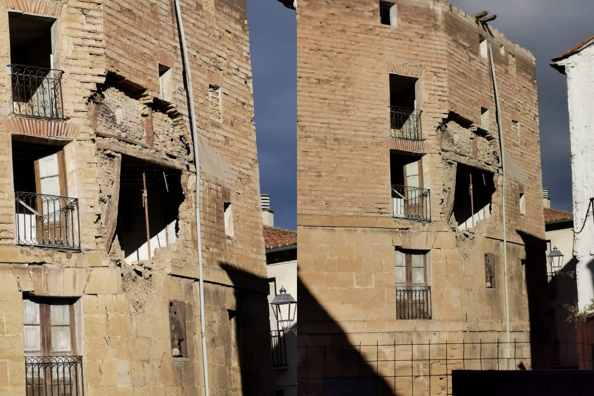 Edificio Linares Rivas fachada