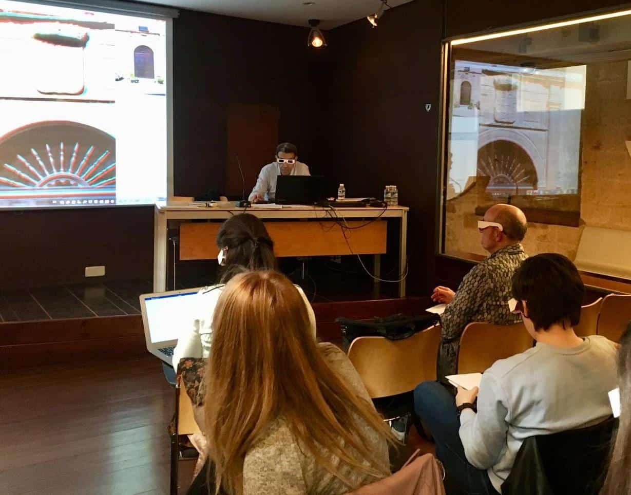 La Escuela de Patrimonio de Nájera presenta su programación para 2020 1