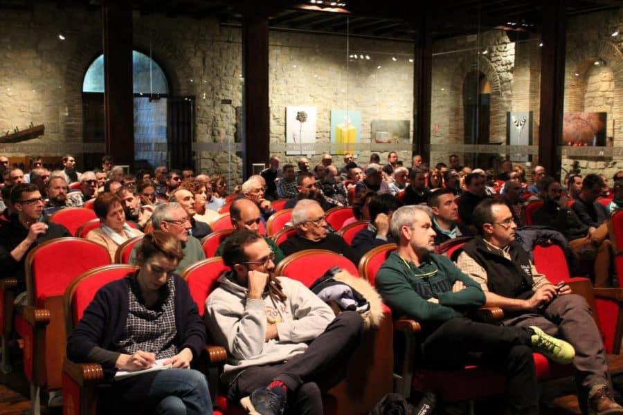 La Escuela de Viticultores de Bodegas Riojanas inicia sus clases hablando de la poda sostenible 2