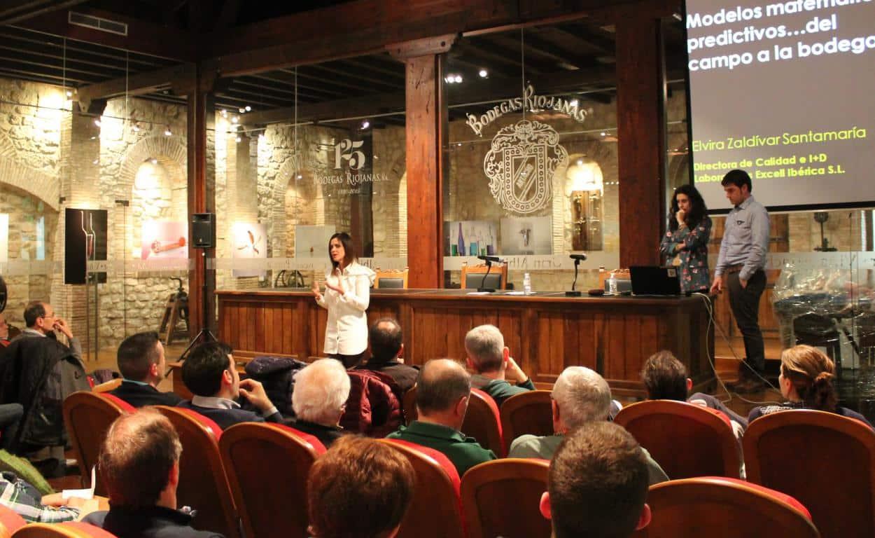 La Escuela de Viticultores de Bodegas Riojanas inicia sus clases hablando de la poda sostenible 1