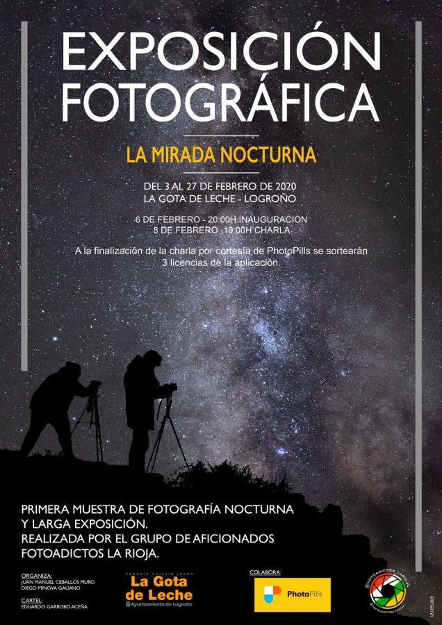 La Gota de Leche inaugura una exposición de fotografía nocturna 1