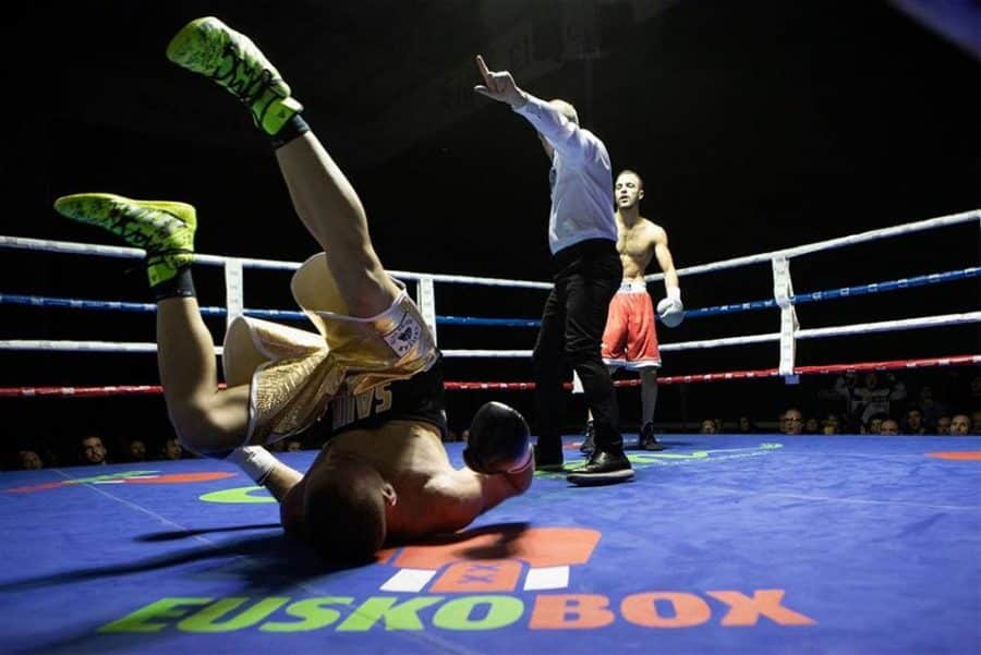 Miranda de Ebro acoge un Campeonato de España de boxeo profesional 27 años después 3