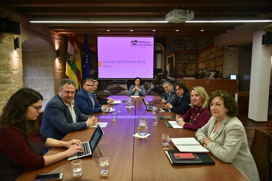 Los acuerdos del Consejo de Gobierno celebrado en Haro 2