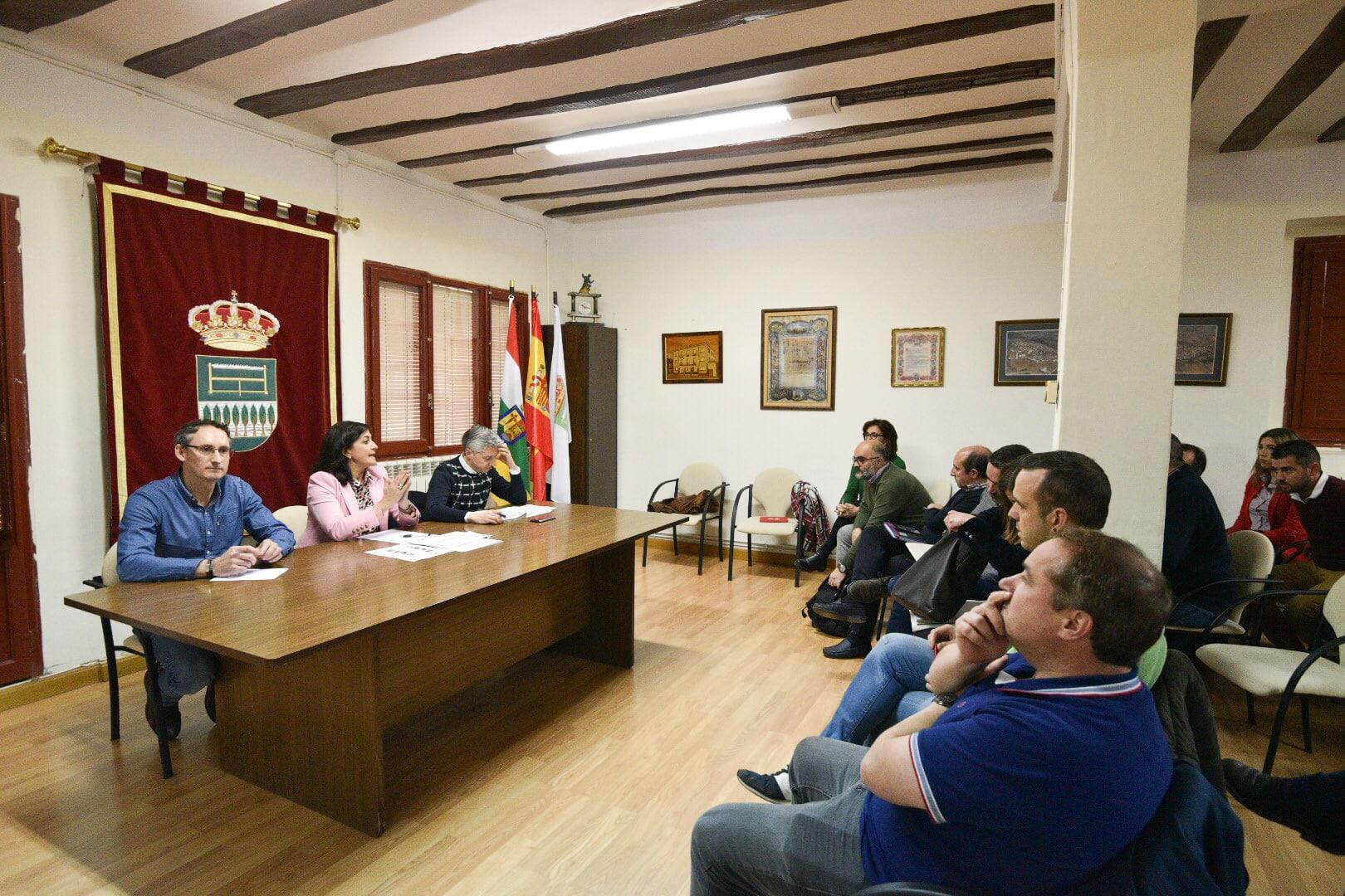 La despoblación, una de las principales preocupaciones de la comarca de Nájera 1