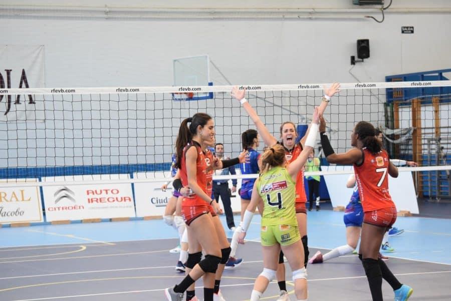 Un aguerrido OSACC Haro cae ante Menorca en un apasionante partido 15