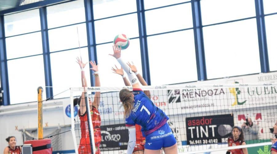 Un aguerrido OSACC Haro cae ante Menorca en un apasionante partido 5