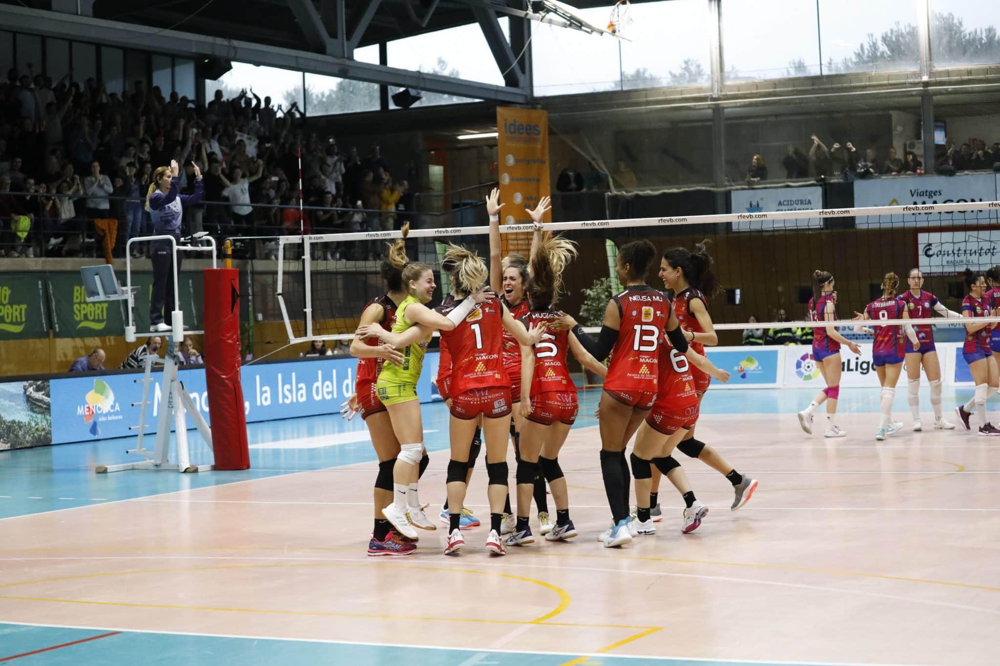 El OSACC Haro cae en las semifinales de la Copa de la Reina 4