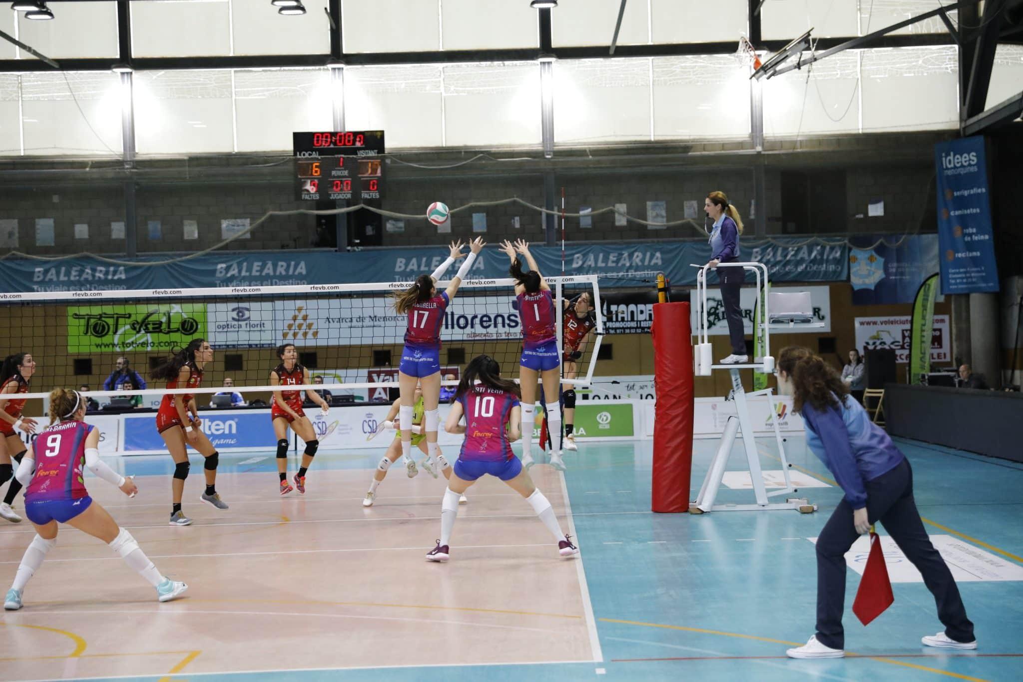 El OSACC Haro cae en las semifinales de la Copa de la Reina 1
