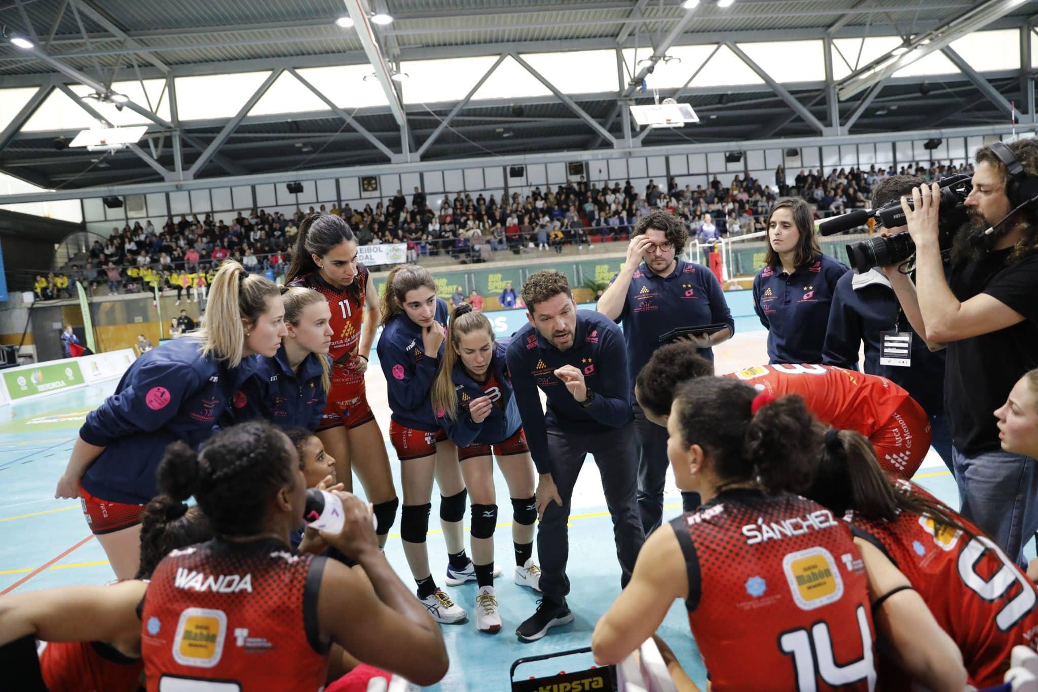 El OSACC Haro cae en las semifinales de la Copa de la Reina 2