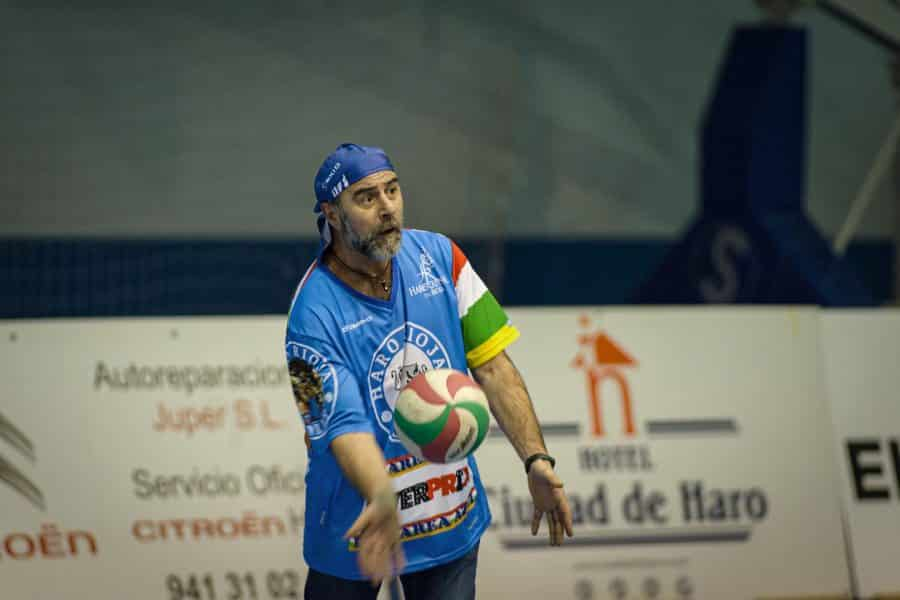 El OSACC Haro gana a Sant Cugat y logra su sexto triunfo consecutivo 9