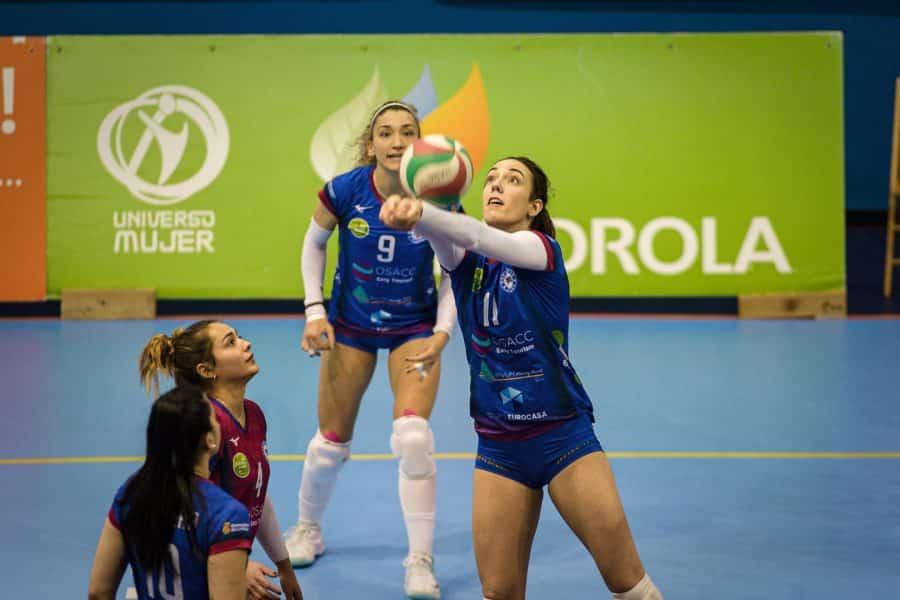 El OSACC Haro gana a Sant Cugat y logra su sexto triunfo consecutivo 5