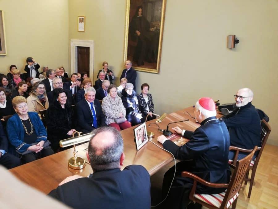 El papa Francisco concede indulgencia plenaria a los que visiten la tumba de Santo Domingo de la Calzada durante los próximos siete años 1