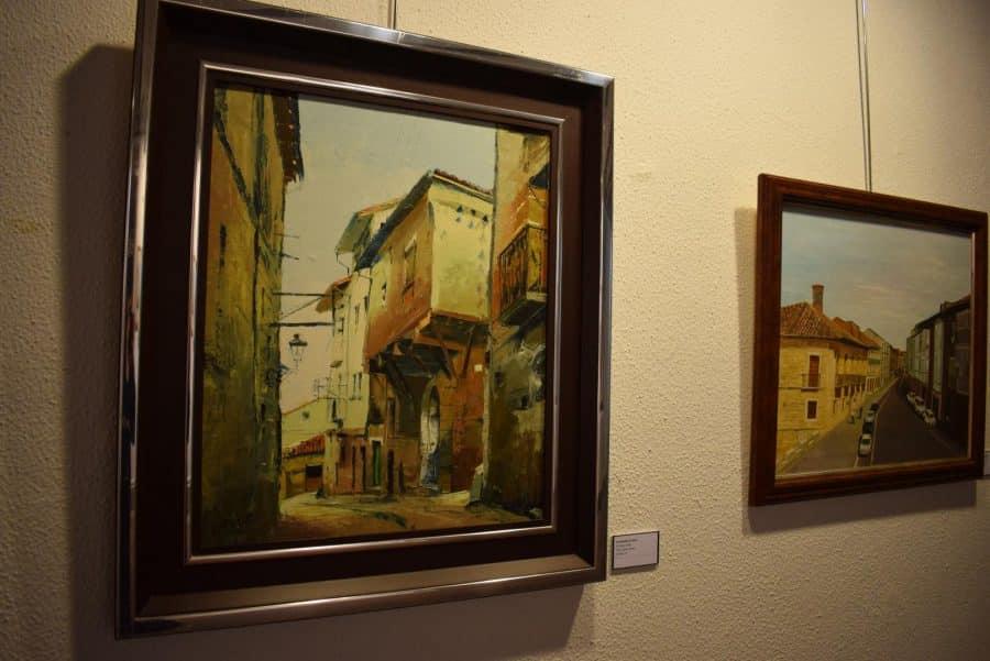 La Fundación Caja Rioja desempolva una veintena de pinturas con Haro como protagonista 1