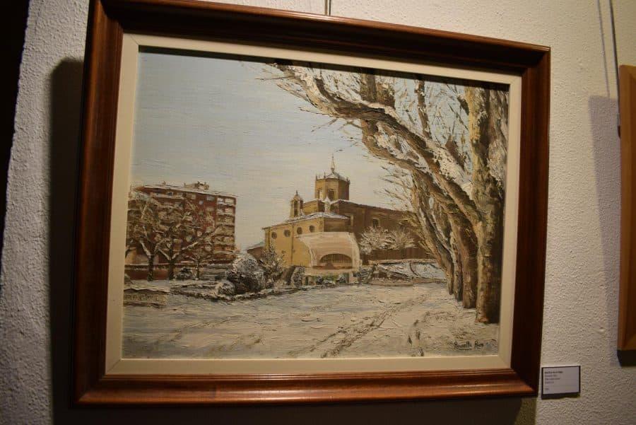 La Fundación Caja Rioja desempolva una veintena de pinturas con Haro como protagonista 11