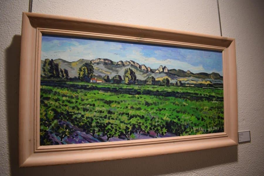 La Fundación Caja Rioja desempolva una veintena de pinturas con Haro como protagonista 4