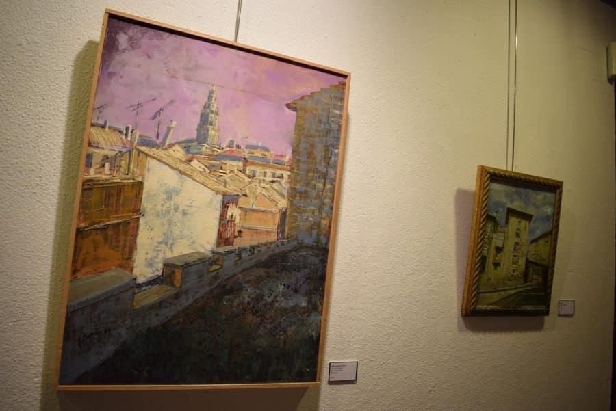 La Fundación Caja Rioja desempolva una veintena de pinturas con Haro como protagonista 5