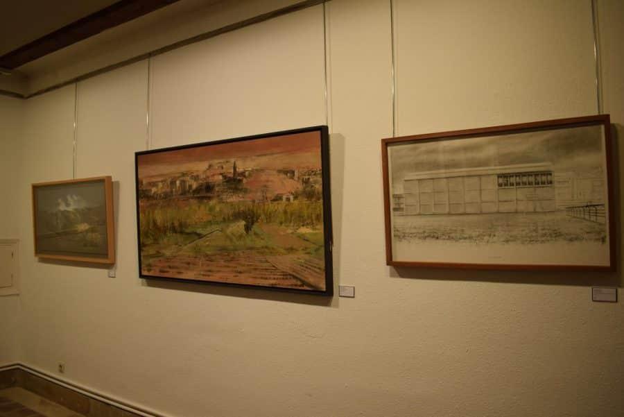 La Fundación Caja Rioja desempolva una veintena de pinturas con Haro como protagonista 7