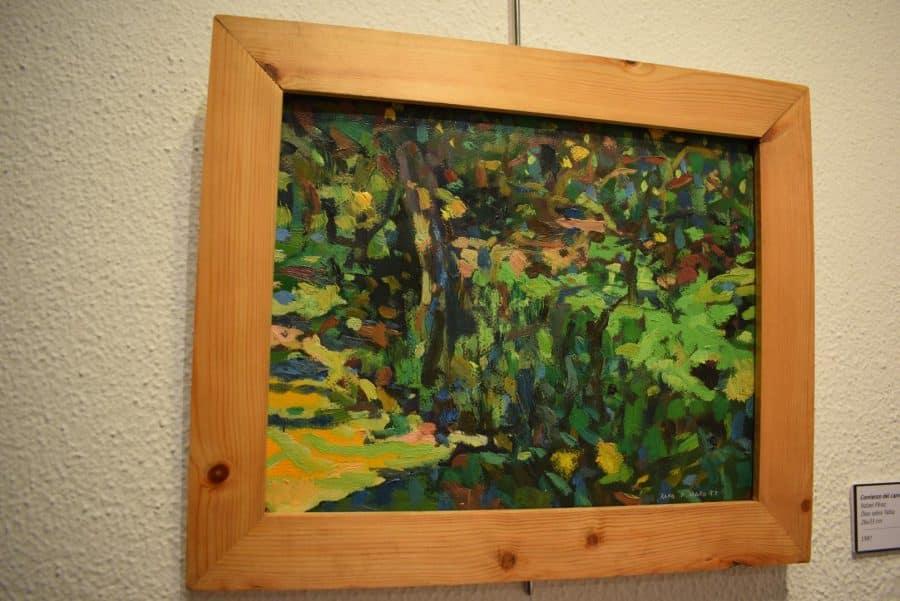 La Fundación Caja Rioja desempolva una veintena de pinturas con Haro como protagonista 9