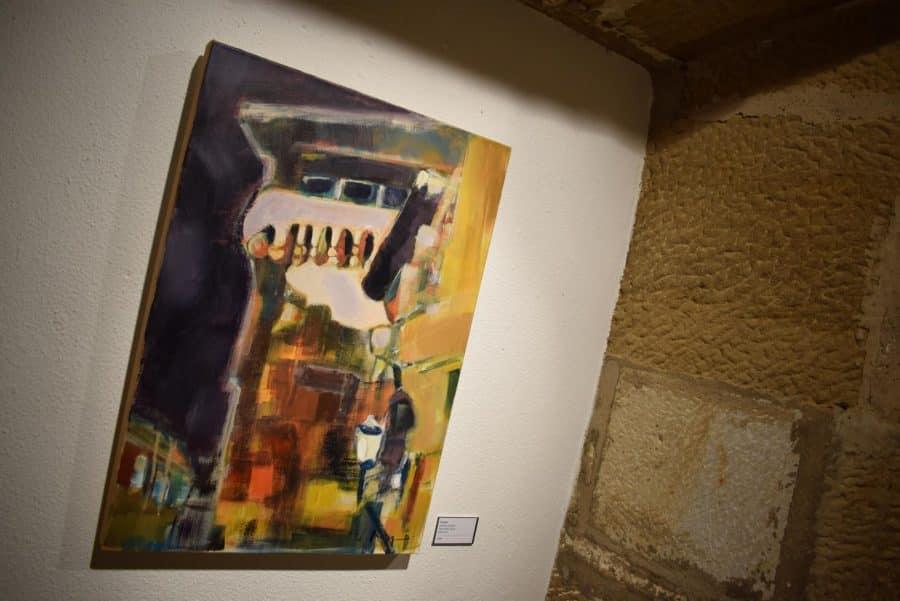 La Fundación Caja Rioja desempolva una veintena de pinturas con Haro como protagonista 10