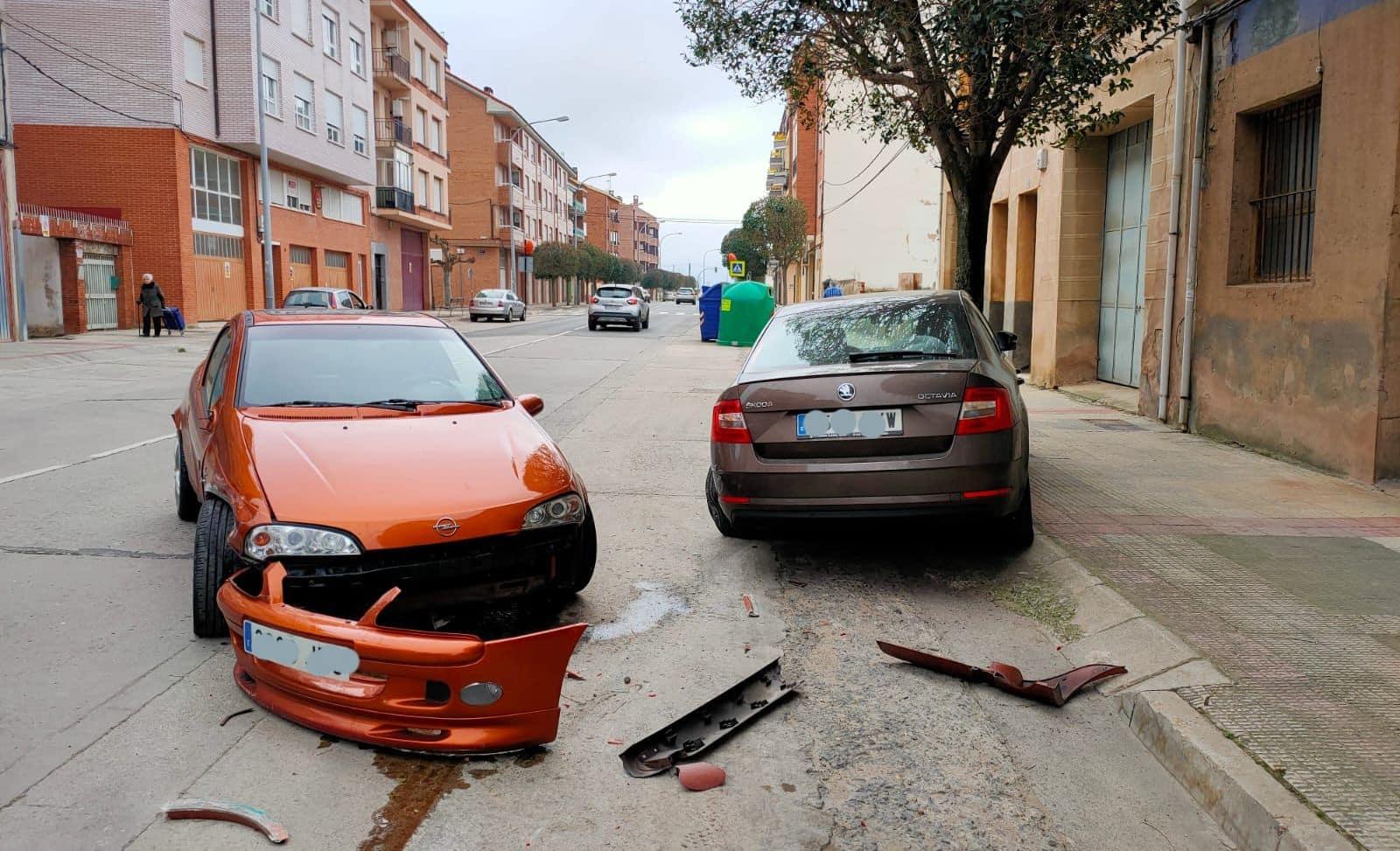 Accidente Santo Domingo