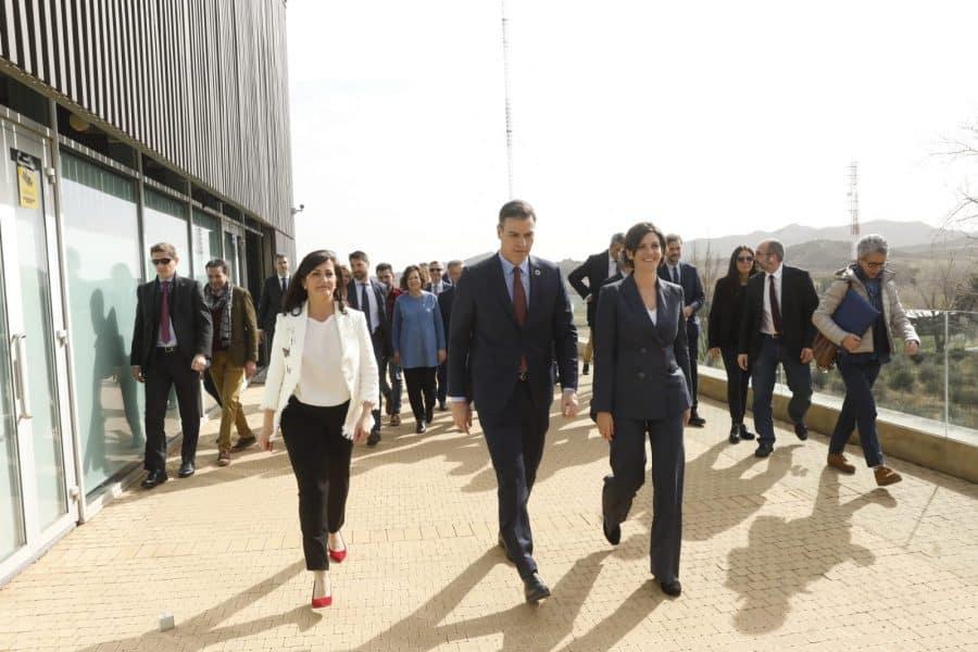 """Sánchez apoyará a La Rioja en su deseo de ser la región enoturística """"por excelencia a nivel mundial"""" 1"""