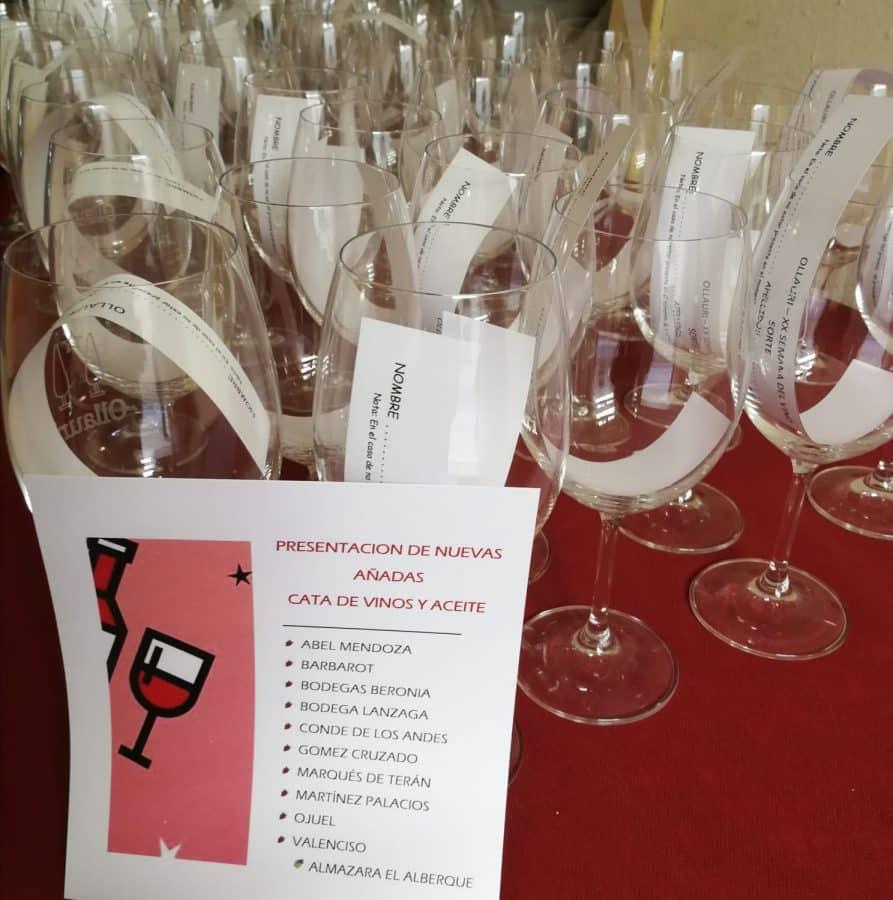 La nueva edición de la Semana del Vino de Ollauri arranca este lunes 1