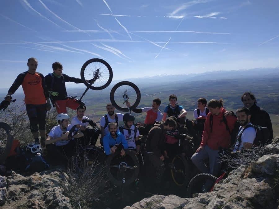Briones repite encuentro de monociclos este fin de semana 2