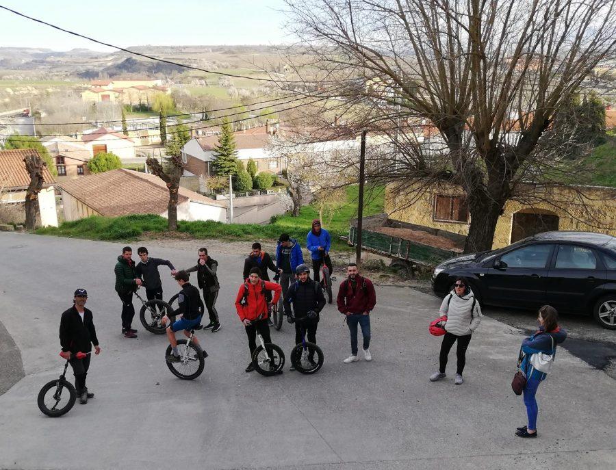 Briones repite encuentro de monociclos este fin de semana 3