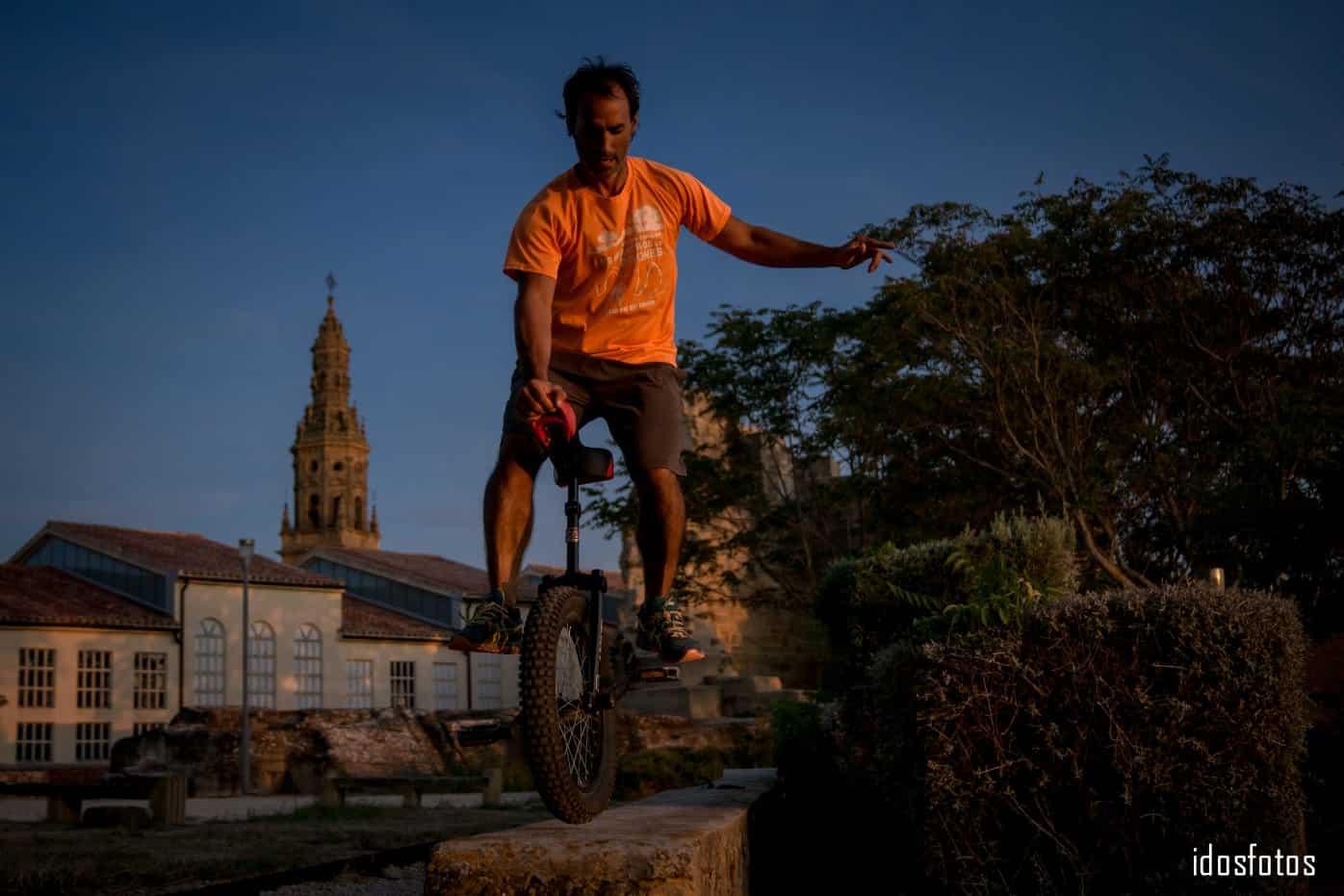 Briones repite encuentro de monociclos este fin de semana 1