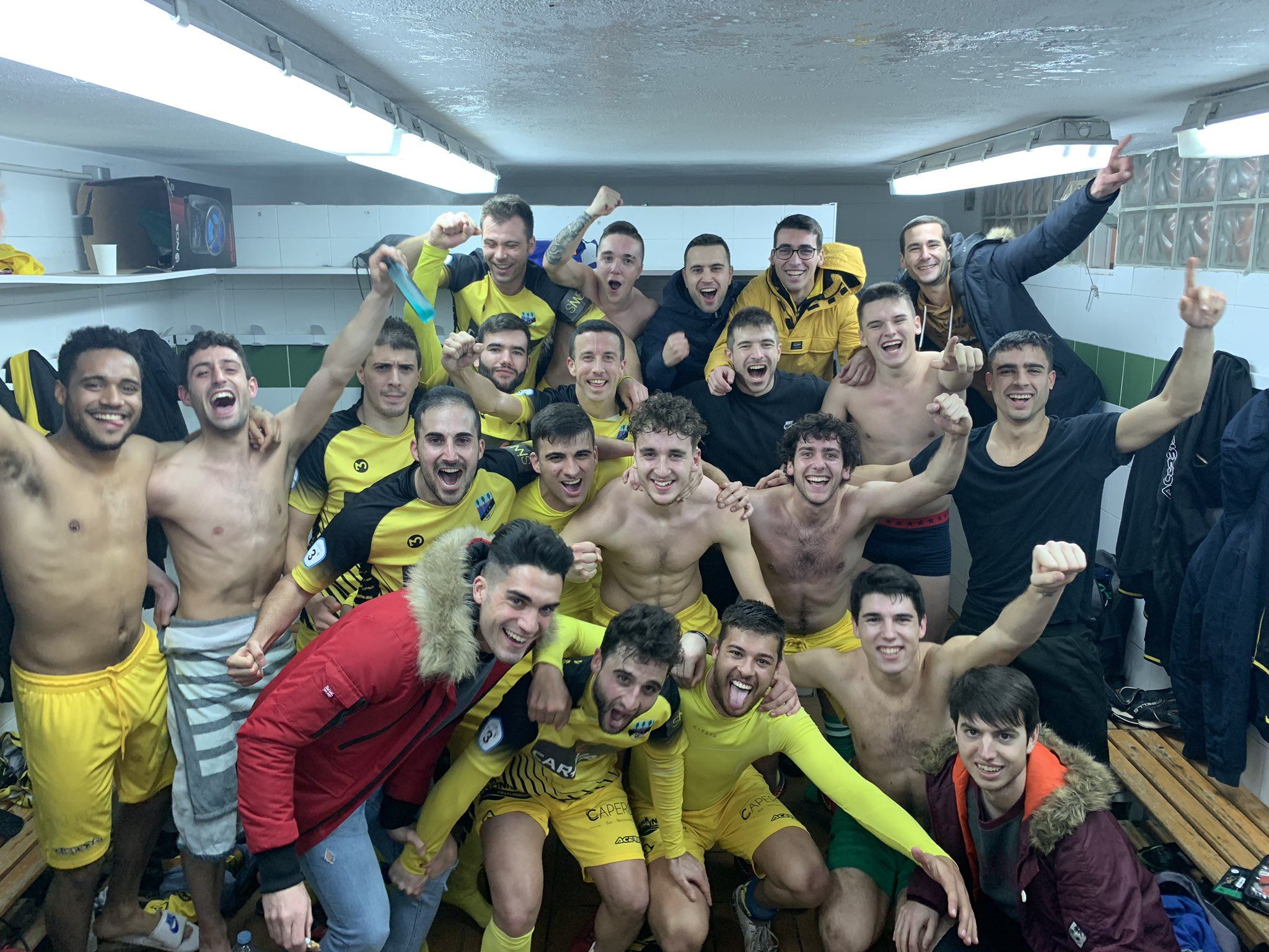 """""""Ni en nuestros mejores sueños veíamos al Casalarreina peleando por el ascenso a Segunda B, es un regalo"""" 2"""