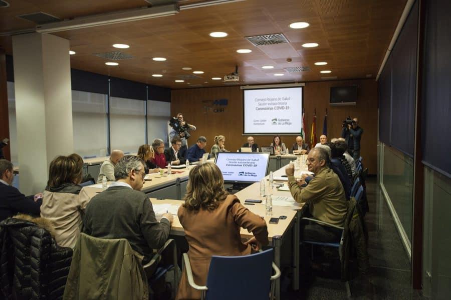 """Coronavirus en La Rioja: """"El personal tiene todo el equipamiento y toda la información que necesita"""" 1"""