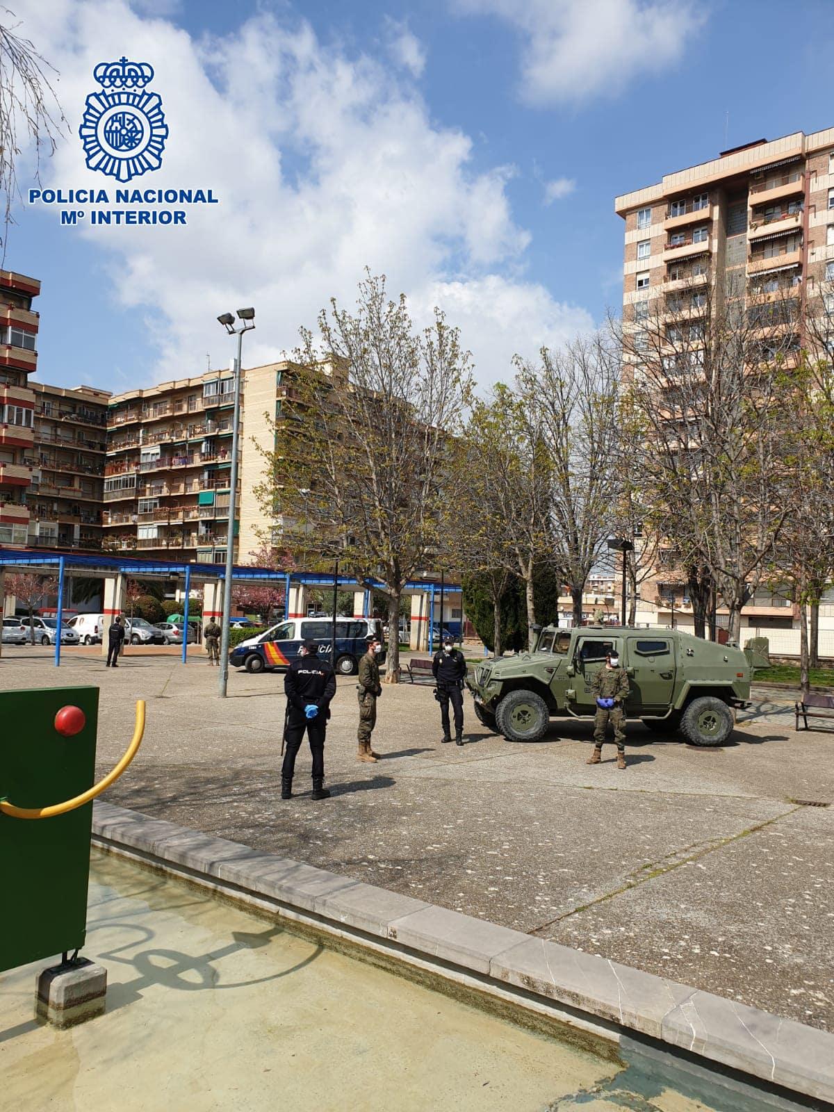 Sancionado un varón en tres ocasiones en menos de 24 horas en Logroño 1