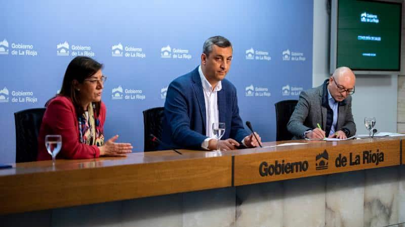 La Rioja acumula 278 casos y prioriza los test de diagnóstico del coronavirus a los más débiles 1
