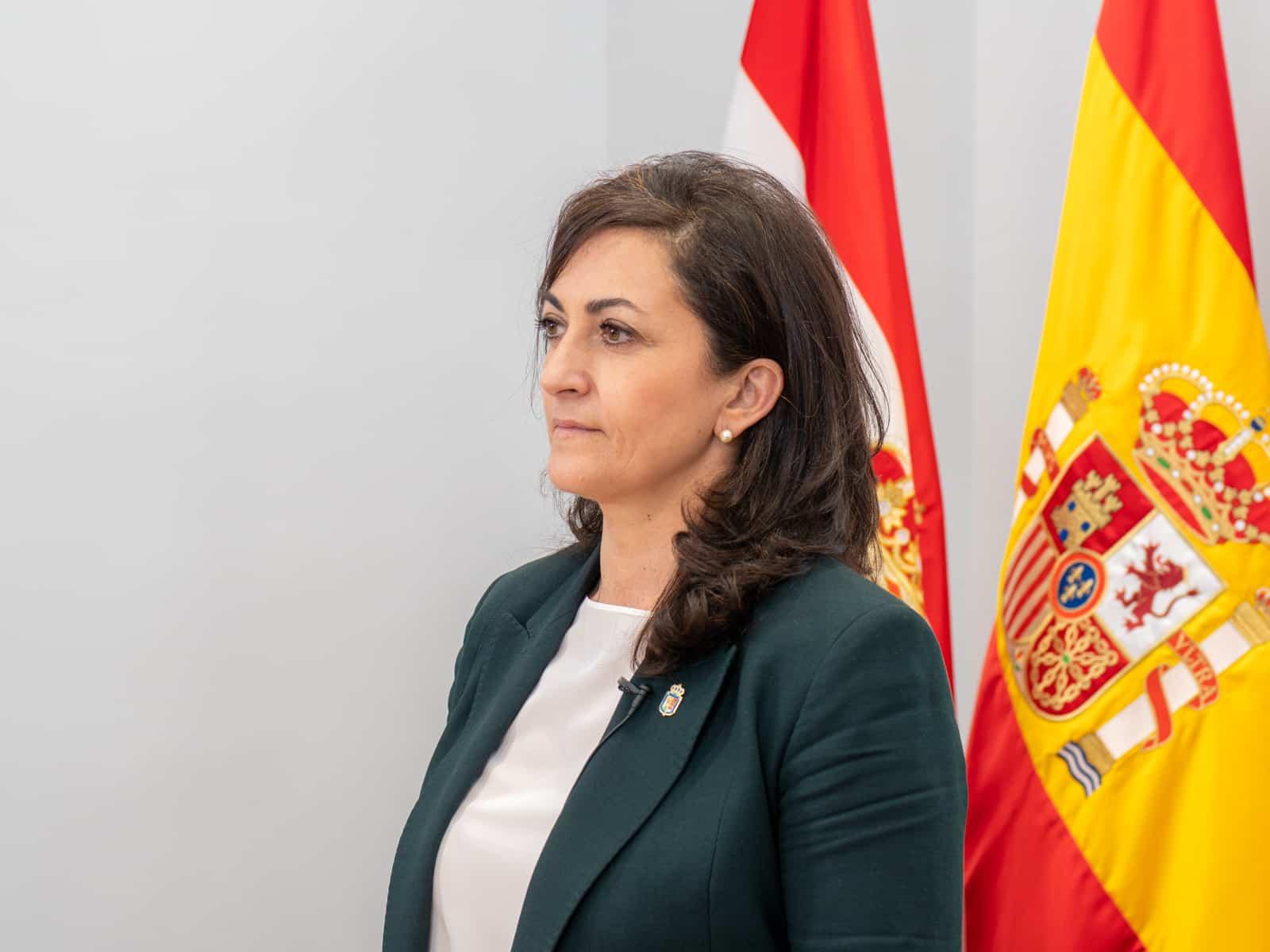 Andreu recuerda a las 18 personas fallecidas hasta el día de hoy por coronavirus en La Rioja 1
