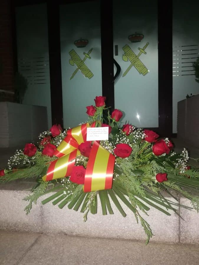 Haro homenajea a Jesús Gayoso, jefe del GAR, fallecido este viernes víctima del COVID-19 1