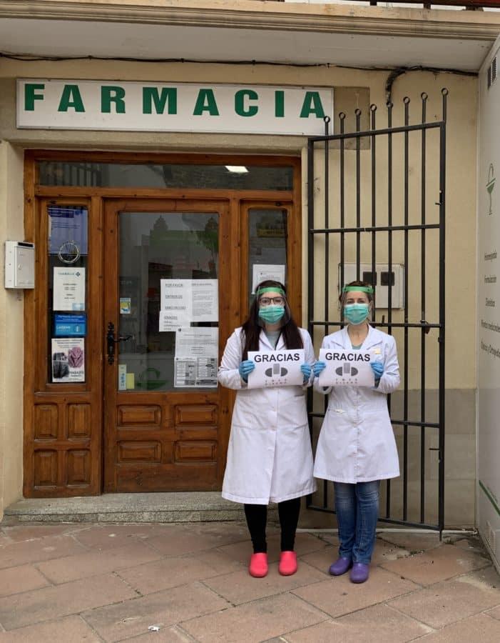 Mascarillas contra el coronavirus para las 650 personas que trabajan en las farmacias de La Rioja 2