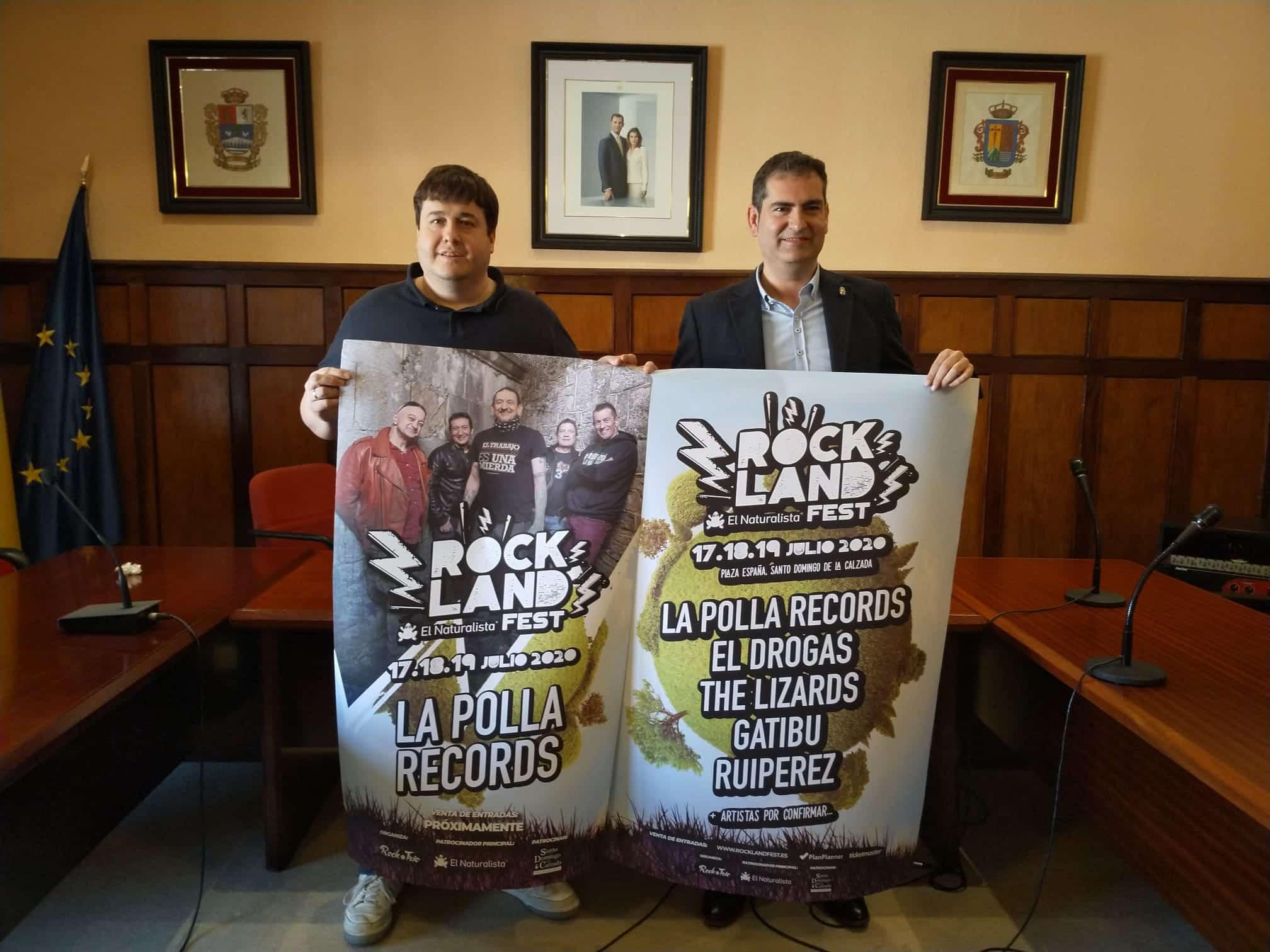 'La Polla Records' encabeza el RockLand El Naturalista Fest de Santo Domingo 1