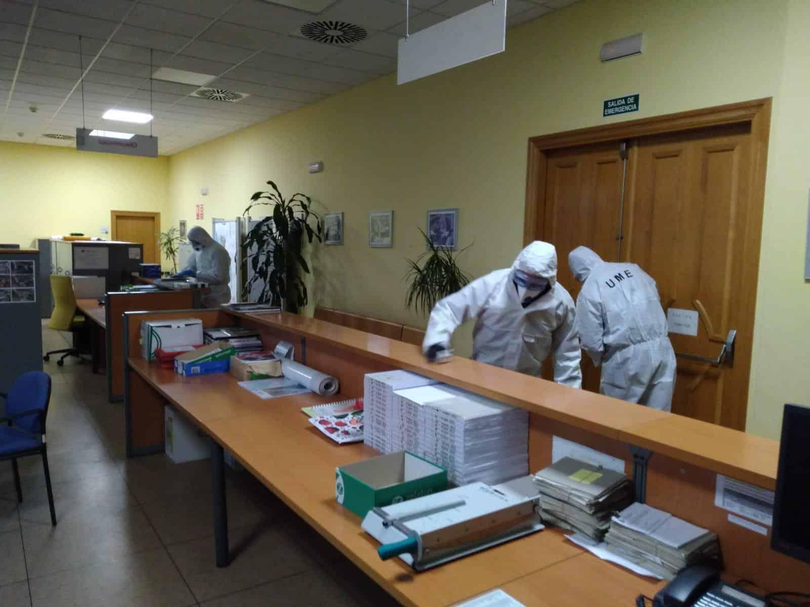 Los agricultores de ARAG-ASAJA se ofrecen para colaborar en las labores de desinfección por el coronavirus 1