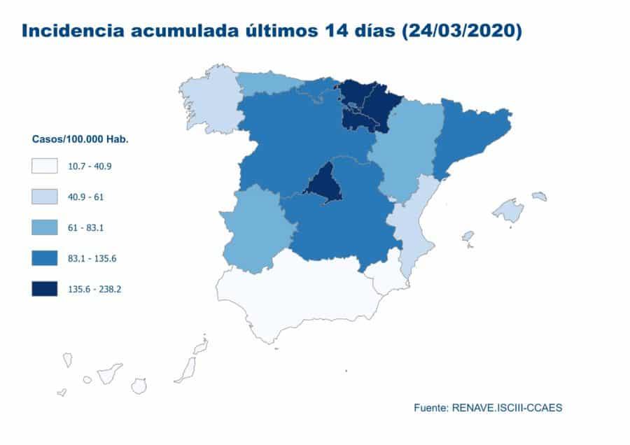 La Rioja suma siete nuevos fallecidos por coronavirus y alcanza los 928 afectados 3
