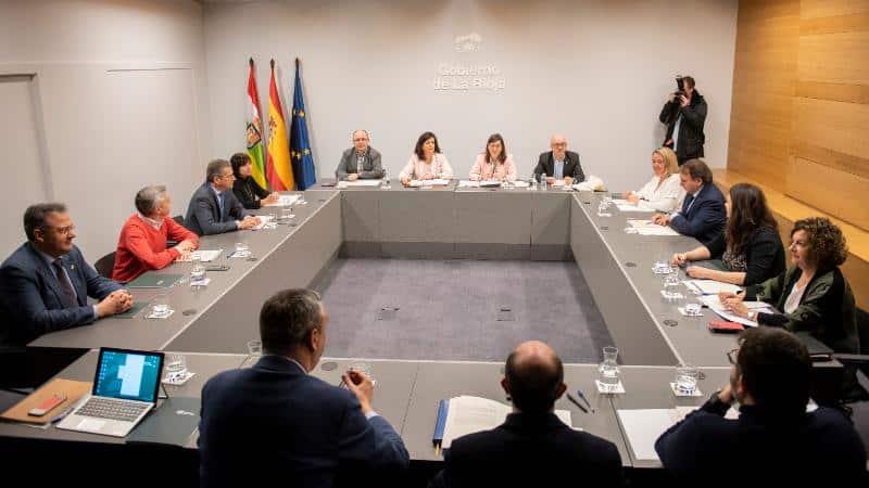 Confirmados en La Rioja cinco nuevos casos de coronavirus 1