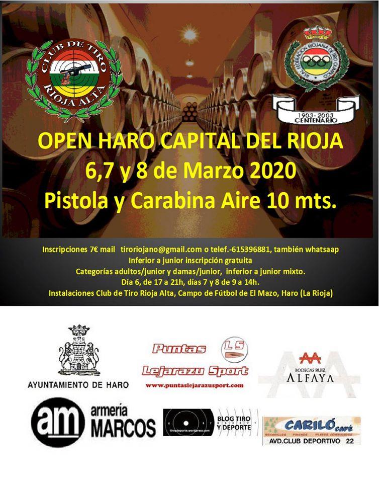 Gran fin de semana para el Club de Tiro Rioja Alta antes del Open Haro Capital del Rioja 4