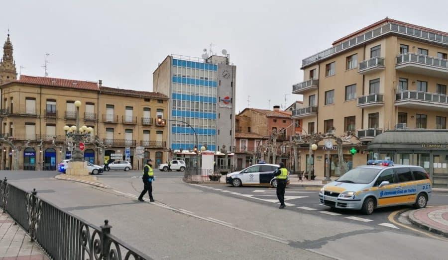 La Policía Local de Santo Domingo redobla esfuerzos para hacer cumplir el Estado de Alarma 1