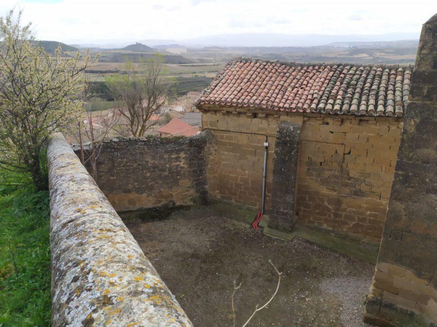 San Vicente saca a licitación las obras de restauración de la Ermita de San Juan 5