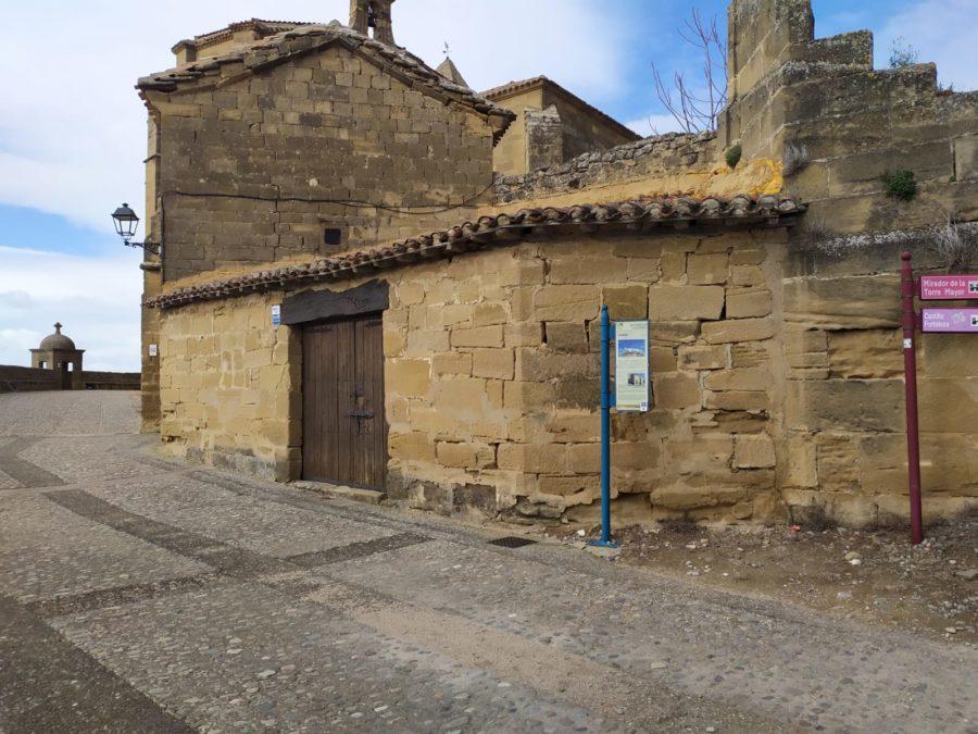 San Vicente saca a licitación las obras de restauración de la Ermita de San Juan 6