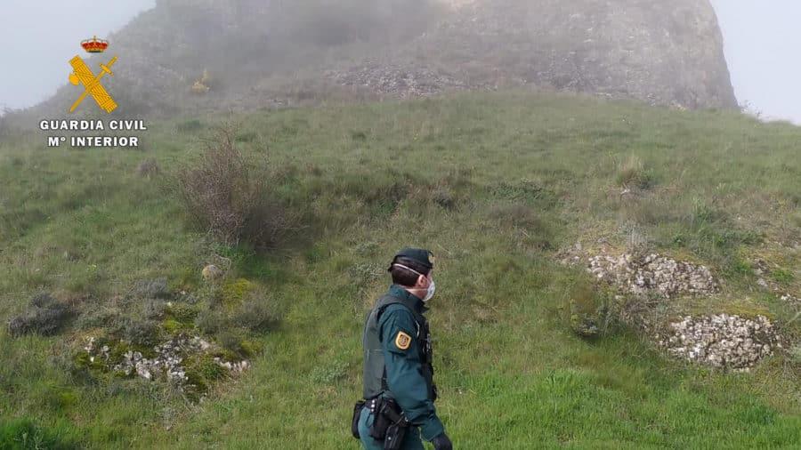 La Guardia Civil en La Rioja auxilia a una mujer de 74 años que sufrió una avería cuando volvía de la farmacia 4