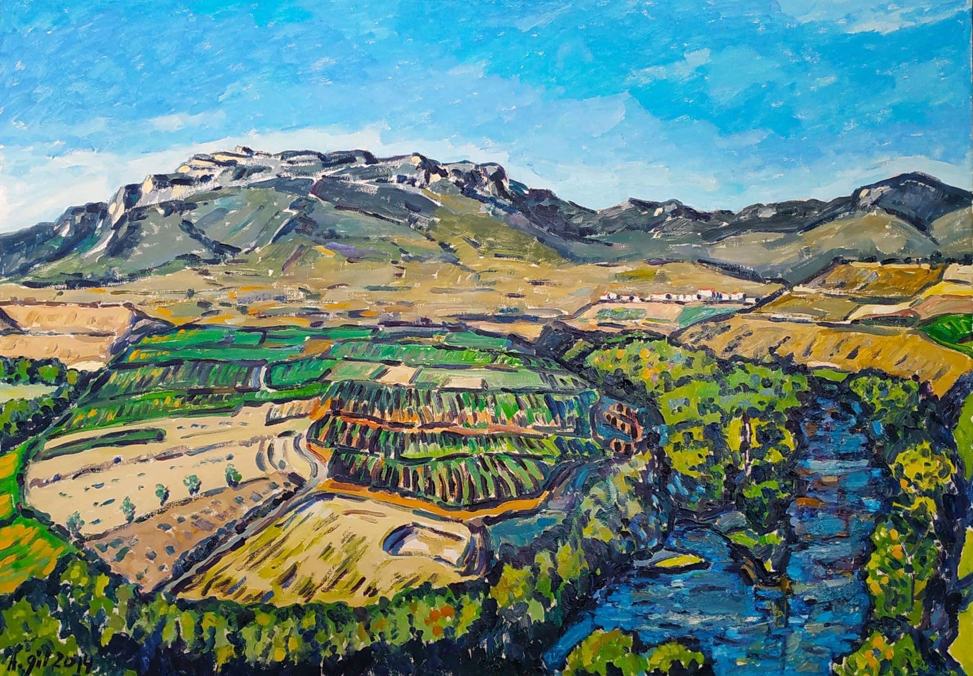 Artistas afincados en La Rioja donan sus obras para la compra de material sanitario 1