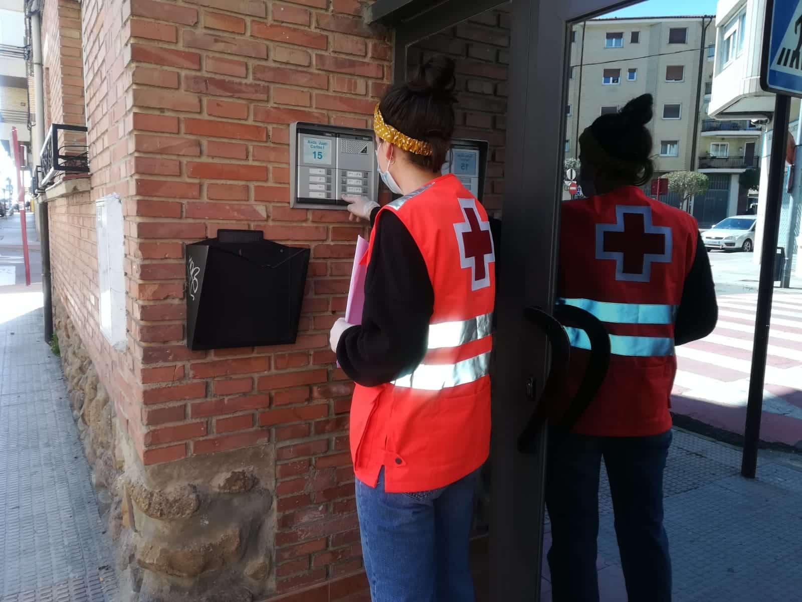 Cruz Roja Haro