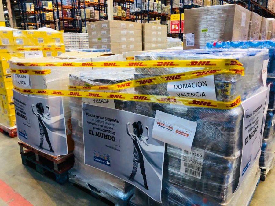 Carrefour y Cruz Roja activan su 'Dispositivo de Respuesta Inmediata en Emergencias' ante la crisis del Covid-19 4