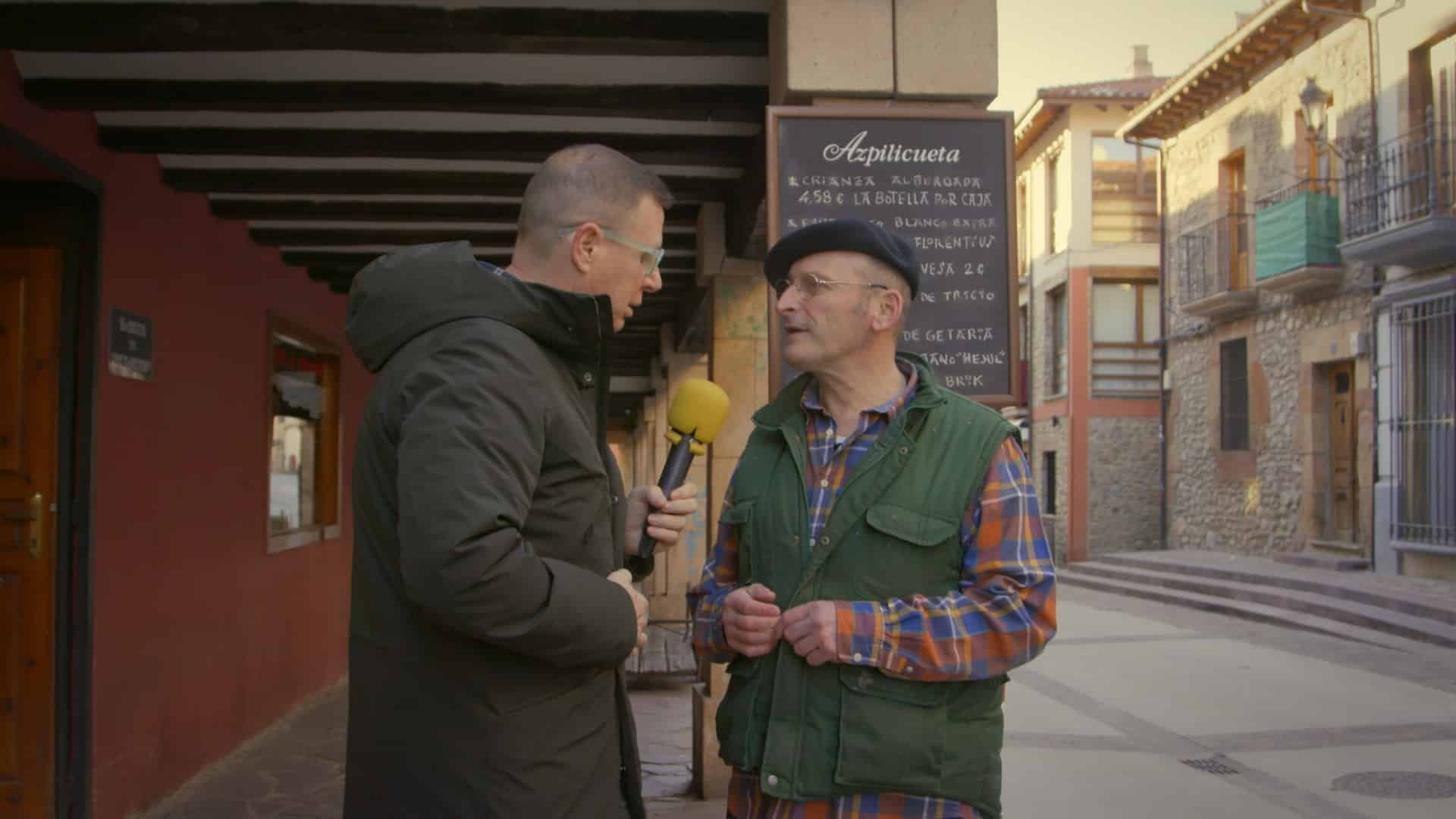 'El Paisano', con Jorge Cadaval, descubre este miércoles Ezcaray y sus tradiciones 4